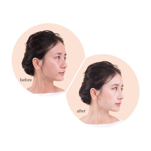 Kem nền dưỡng da đa năng mini - naturaglacé makeup cream mini 3