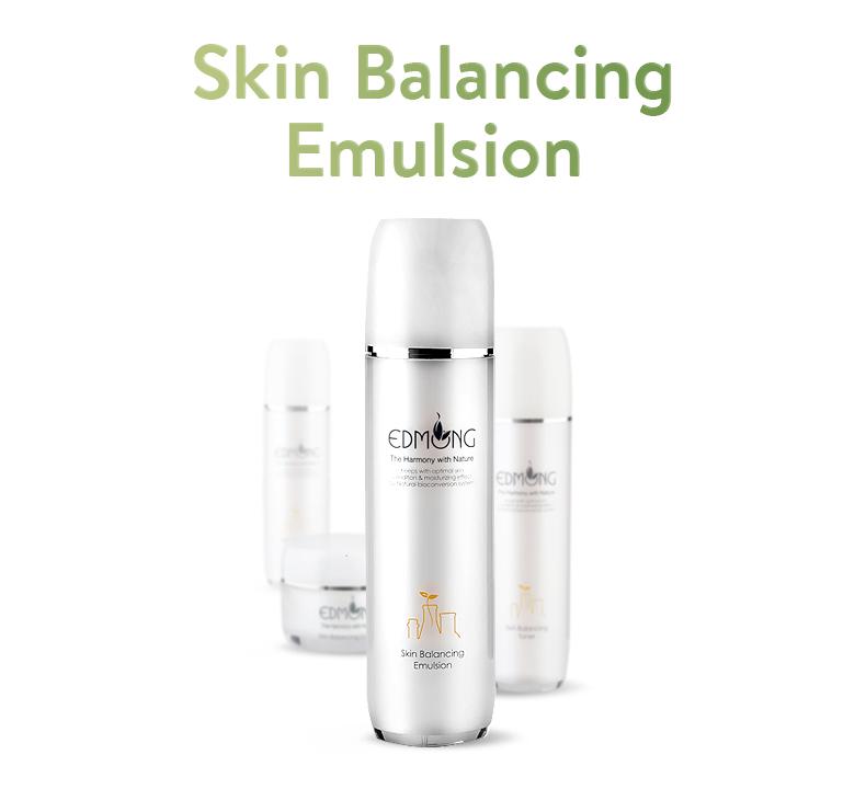 Sữa dưỡng da Edmong Skin Balancing Emulsion 130ml 1