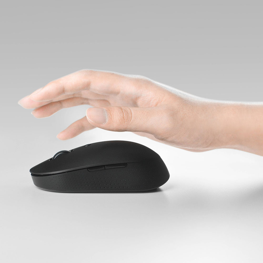 Chuột Không Dây Xiaomi Mi Dual Mode Wireless Mouse Silent Edition