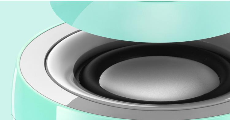 Loa Không Dây Bluetooth Huawei Thiên Nga Nhỏ - Phiên bản 4.0, Dễ Cầm Tay, Hệ Thống Âm Thanh Ngoài Trời AM08 - Xanh Bạc Hà