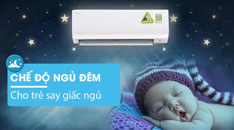 Máy Lạnh Inverter Daikin FTKC50UVMV/RKC50UVMV (2.0HP) - Hàng Chính Hãng 8