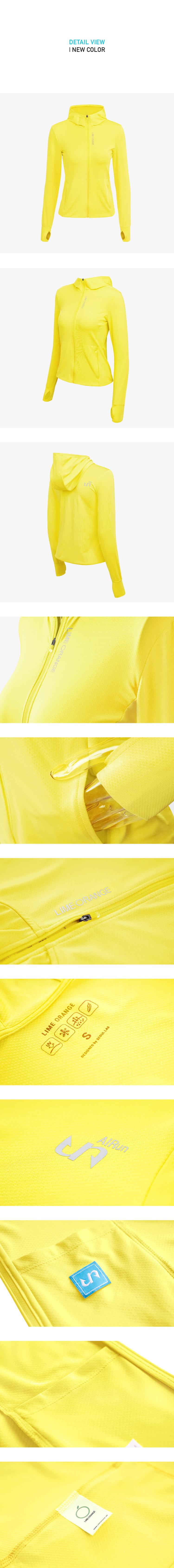 Áo khoác nữ Air Hoodie LO18707102-Y