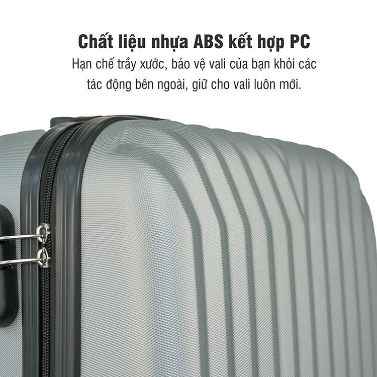 Vali Du Lịch Trip P11 size 50 (20