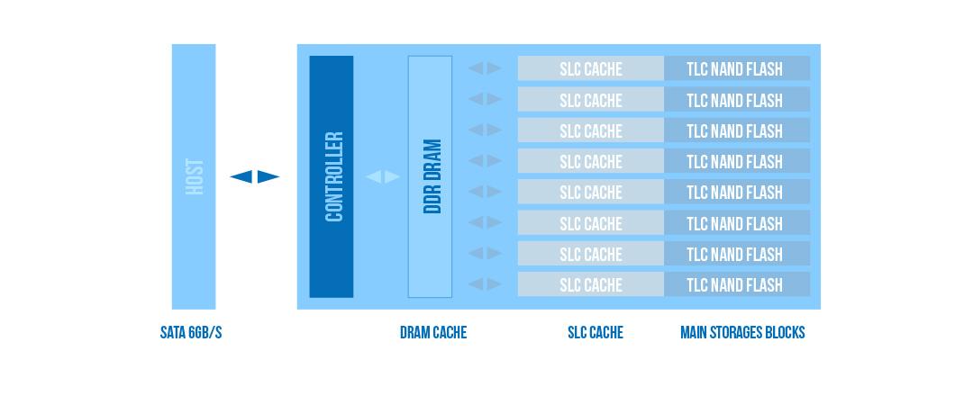 Ổ Cứng SSD SILICON 128GB A55 M.2 SATA SP128GBSS3A55S25