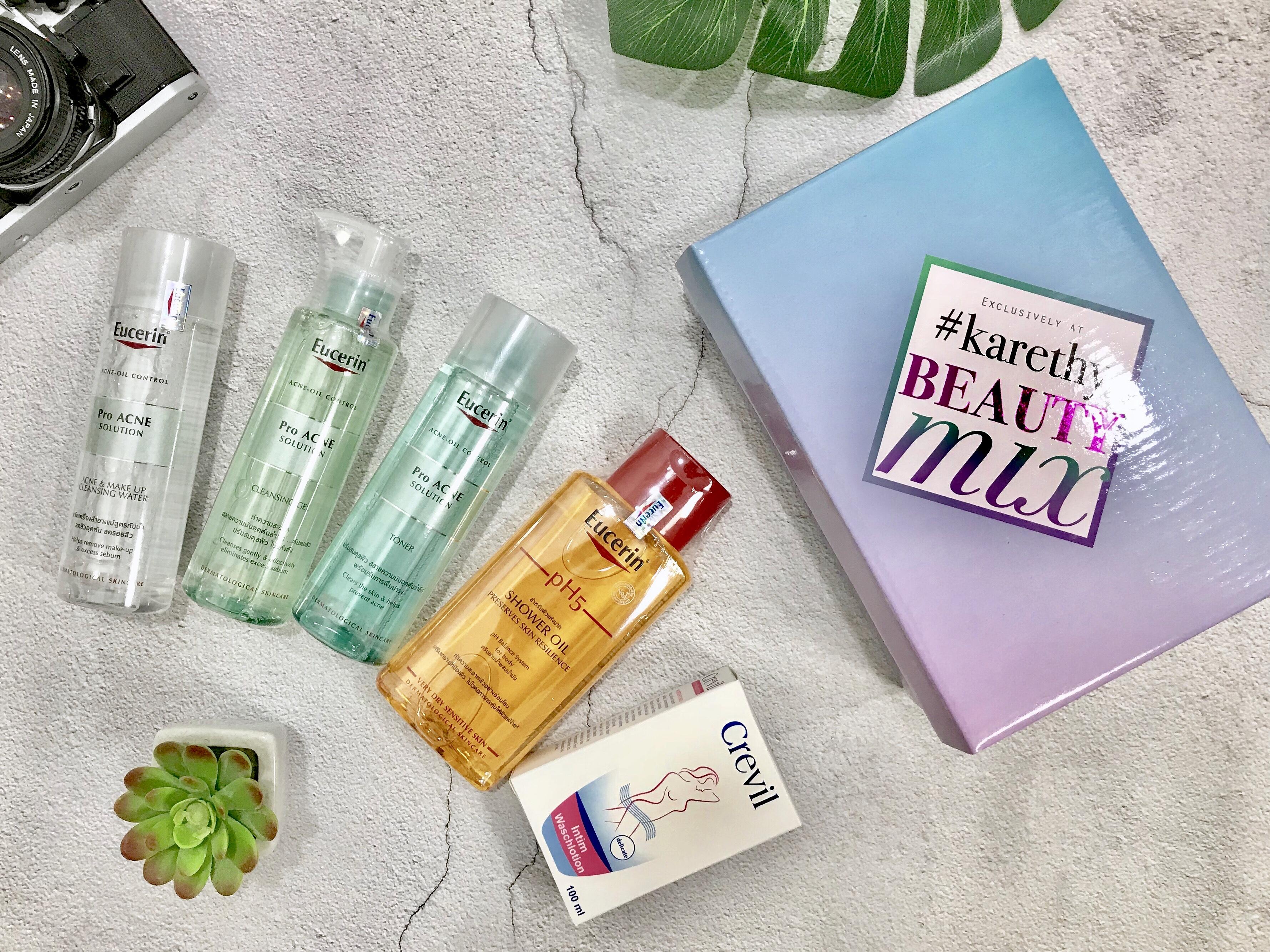 Karethy Beauty Mix - Eucerin Pro Acne