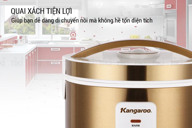 Nồi Cơm Điện 2.2L Kangaroo KG571