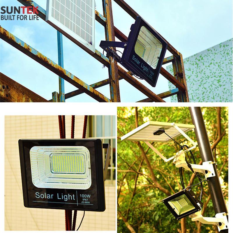 Đèn LED Năng Lượng Mặt Trời Suntek JD-8840