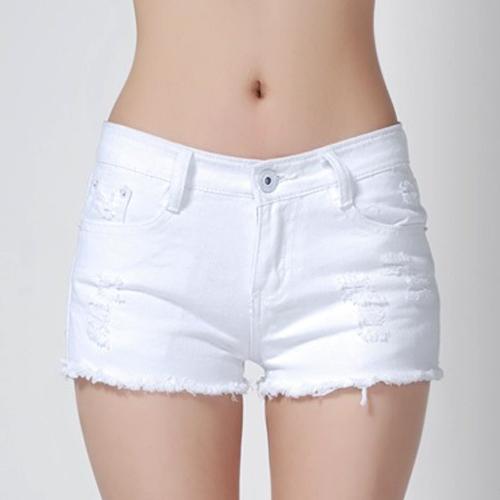 Quần short jean nữ vô cùng cá tính 138 4
