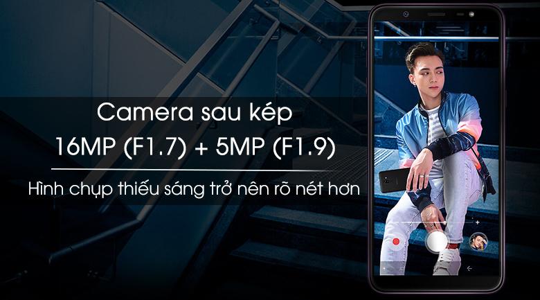 Điện Thoại Samsung Galaxy J8 64GB/4GB (Bản Đặc Biệt) - Hàng Chính Hãng