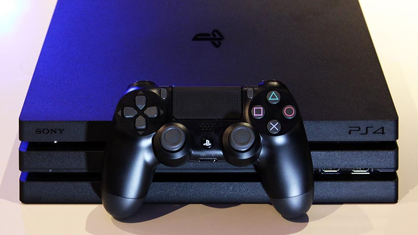 Máy chơi game PS4 Pro 1TB OM Bundle CUH-7218B OM