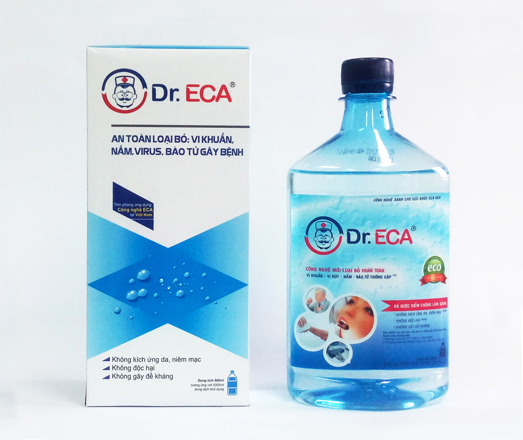 Dung dịch Dr.ECA