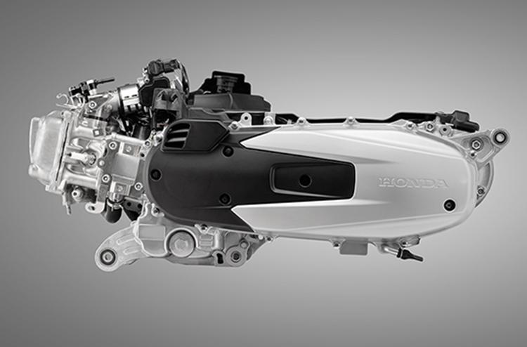 Xe Máy Honda SH 125i Phanh ABS 2019 - Đen