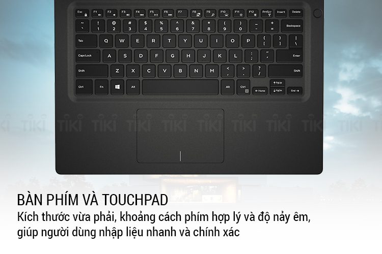 Laptop Dell Vostro 5481 V4I5227W Core i5-8265U/ Win10 + Office365 (14.0
