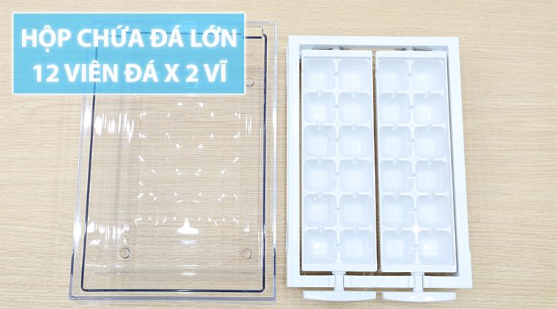 Tủ Lạnh Inverter Beko RDNT200I50VS (188L) (Bạc)
