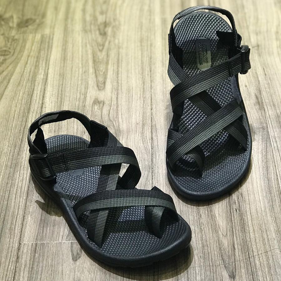 Giày Sandal Nữ Kiểu Xỏ Ngón Đế Cao 1.5cm 5