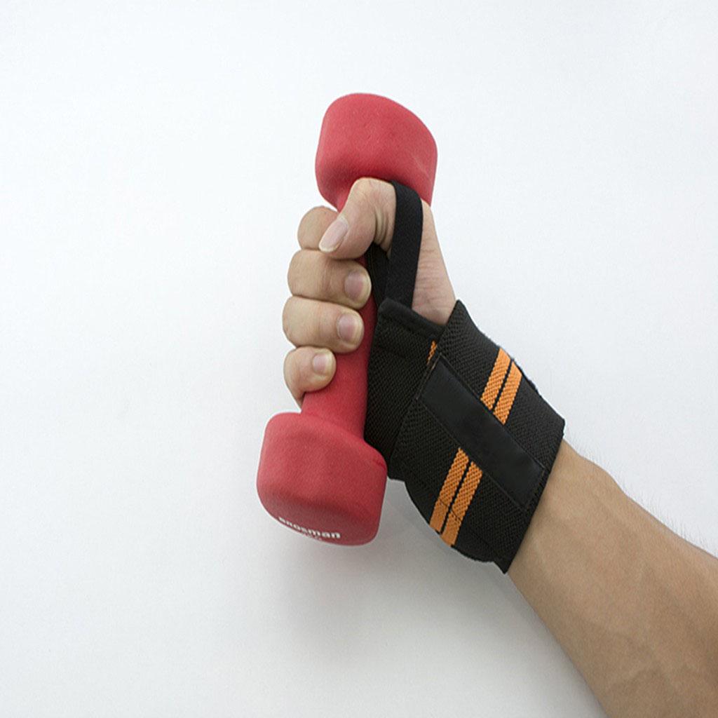 Đai quấn bảo vệ cổ tay khi tập Gym PD(Xỏ ngón cái) 2