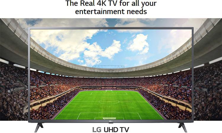 Smart Tivi LG 55 inch 4K 55UN7300PTC - Hàng Chính Hãng