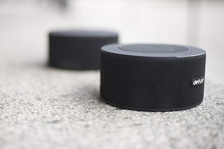 Bộ 2 Loa Bluetooth DeFunc BT Speaker DUO Stereo - Hàng Chính Hãng