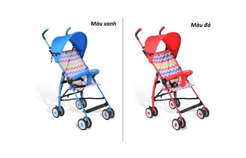 Xe Đẩy Tiện Lợi Dành Cho Trẻ Em - XE10 (Giao mẫu ngẫu nhiên) 2