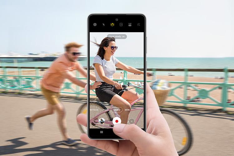 Điện Thoại Samsung Galaxy A52 (8GB/128GB) - Hàng Chính Hãng - Đen