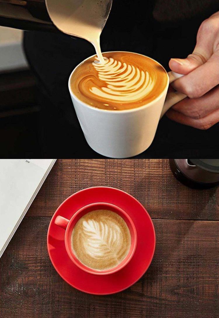Xiaomi Scishare Electric Milk Foamer Bubble Coffee DIY Machine Latte Art Creamer Maker Warm Milk Cappuccino Frother
