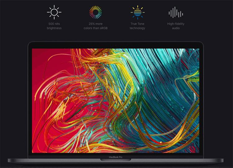 Apple Macbook Pro Touch Bar 2019 - 15 inchs (i9/ 16GB/ 512GB)