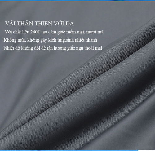Túi ngủ đơn siêu mềm mịn cho dân văn phòng 3