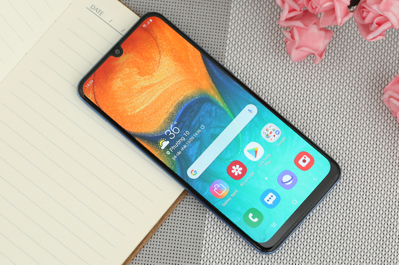 Điện Thoại Samsung Galaxy A30 (64GB/4GB) - Hàng Chính Hãng