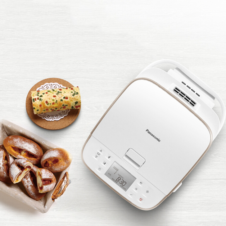 Máy Làm Bánh Mì Tự Động Thông Minh Đa Năng Panasonic