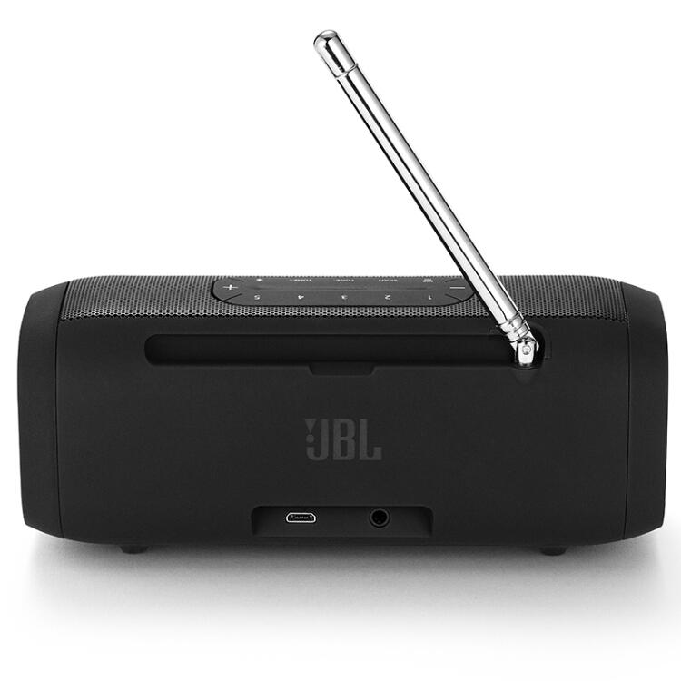 Loa Bluetooth Không Dây JBL TUNER FM BLK