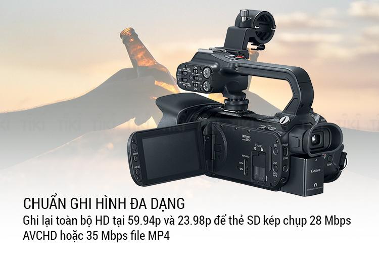 Máy Quay Canon XA35 - Hàng Chính Hãng