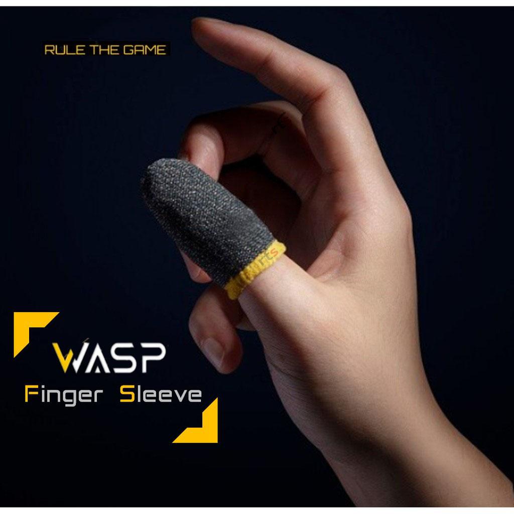 Bao tay chơi game cảm ứng găng tay chống mồ hôi, chống trượt - 1 ngón lẻ 4