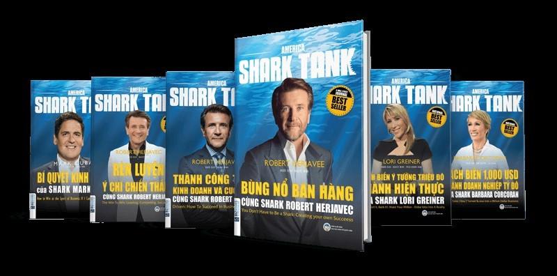 America Shark Tank: Bùng Nổ Bán Hàng Cùng Shark Robert Herjavec