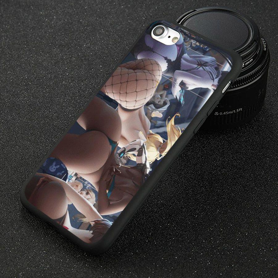 Ốp điện thoại dành cho máy iPhone 5/5s/se - mông to MS MONG022