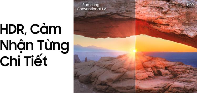 Smart Tivi Samsung 50 inch 4K UHD UA50RU7200KXXV
