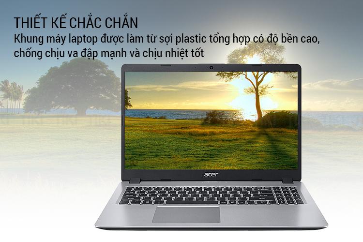 Laptop Acer Aspire A515-52G-58SL NX.H5PSV.001 Core i5-8265U/ MX150 2GB/ Dos (15.6 FHD IPS) - Hàng Chính Hãng