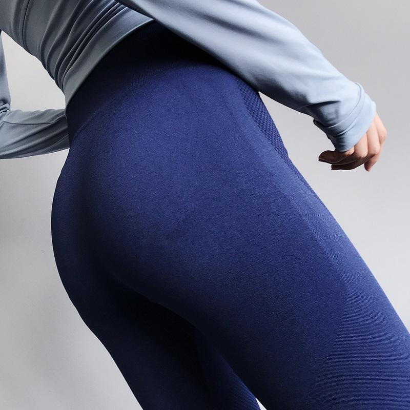 Quần Dài Tập Gym Yoga Nữ Cao Cấp Qs18