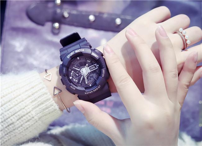 Đồng hồ thể thao nam chống nước cao cấp phong cách Hàn Quốc 8