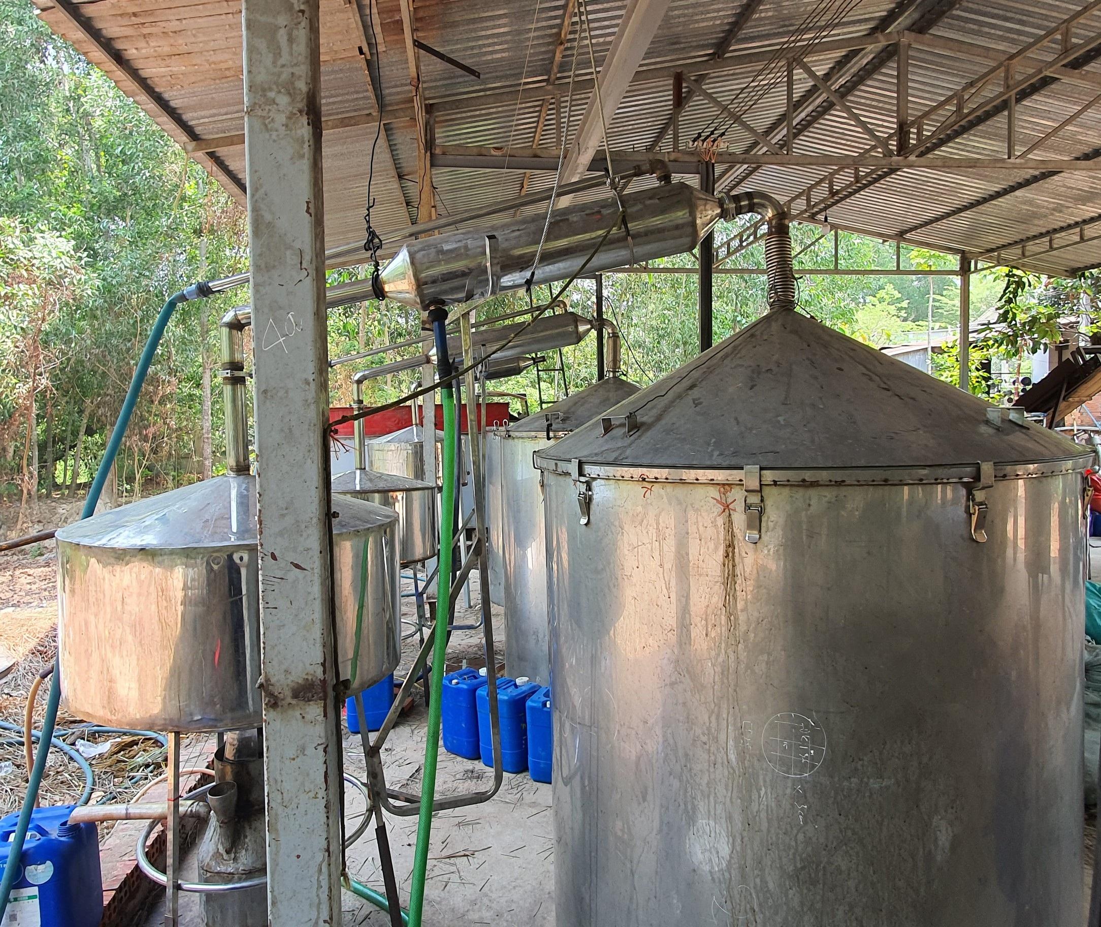 Tinh dầu Hương Nhu 100ml Mộc Mây - tinh dầu thiên nhiên nguyên chất 100% - chất lượng và mùi hương vượt trội - chuyên gia chăm sóc tóc hư tổn 20