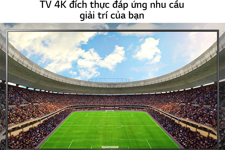Smart Tivi LG 4K 55 inch 55UN7400PTA