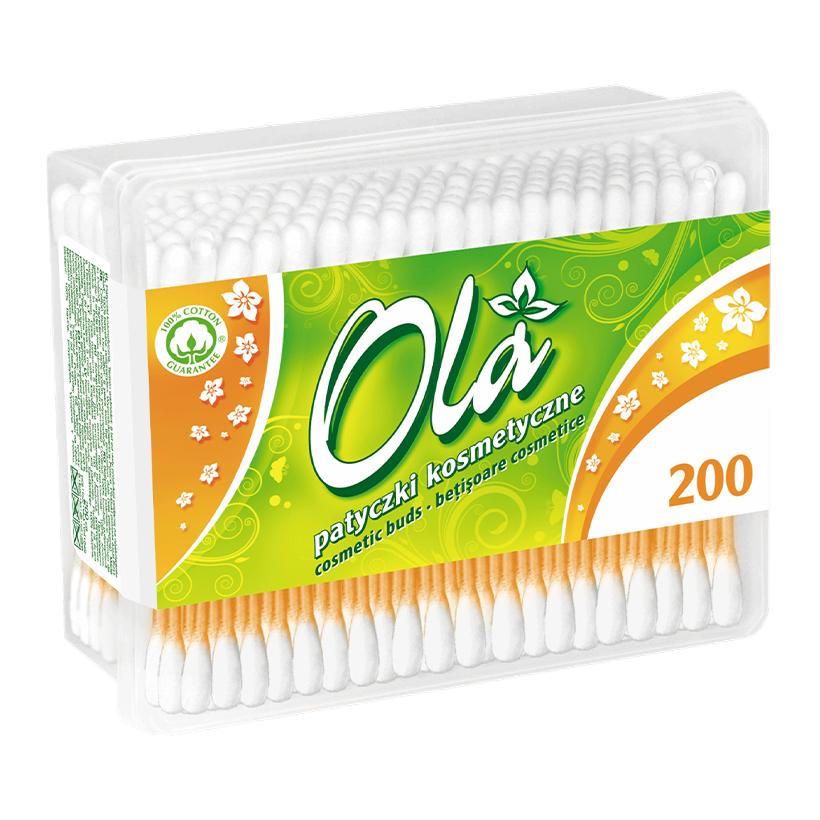 Tăm bông OLA (hộp 200q) | How Care | Tiki