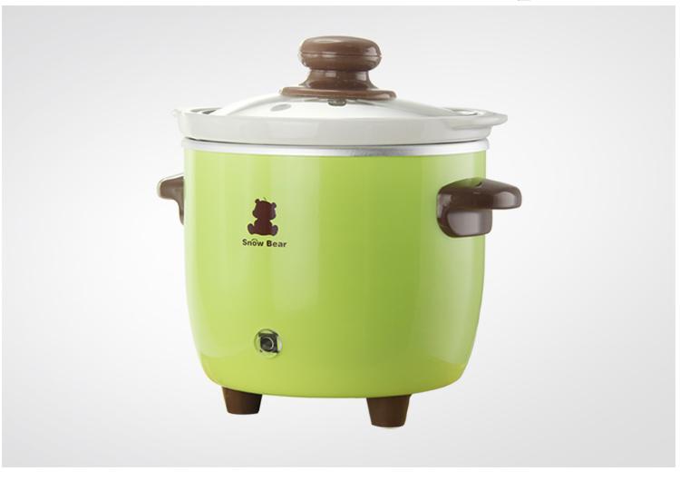 White Bear Baby BB Boat Baby Congee Pot HL-0627