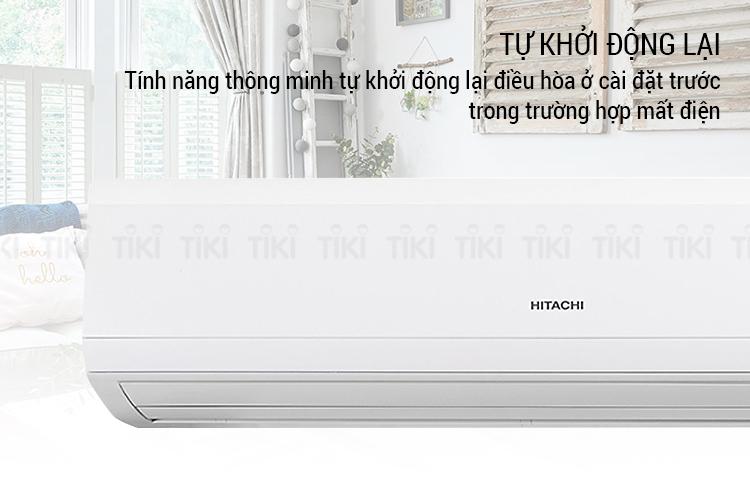 Máy Lạnh Hitachi RAS-EJ18CKV (2.0HP) - Hàng Chính Hãng