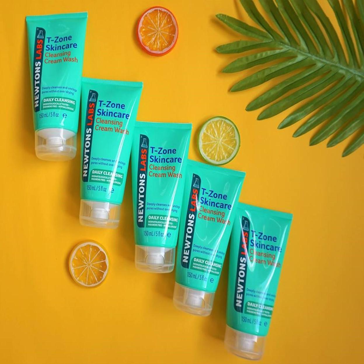 Kem Rửa Mặt Làm Sạch Sâu T-Zone Cleansing Cream Wash 150ml | Tiki.vn