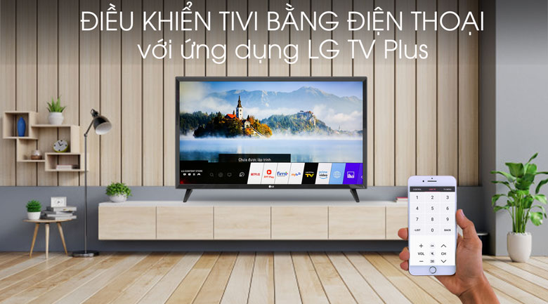 Smart Tivi LG HD 32 inch 32LM570BPTC
