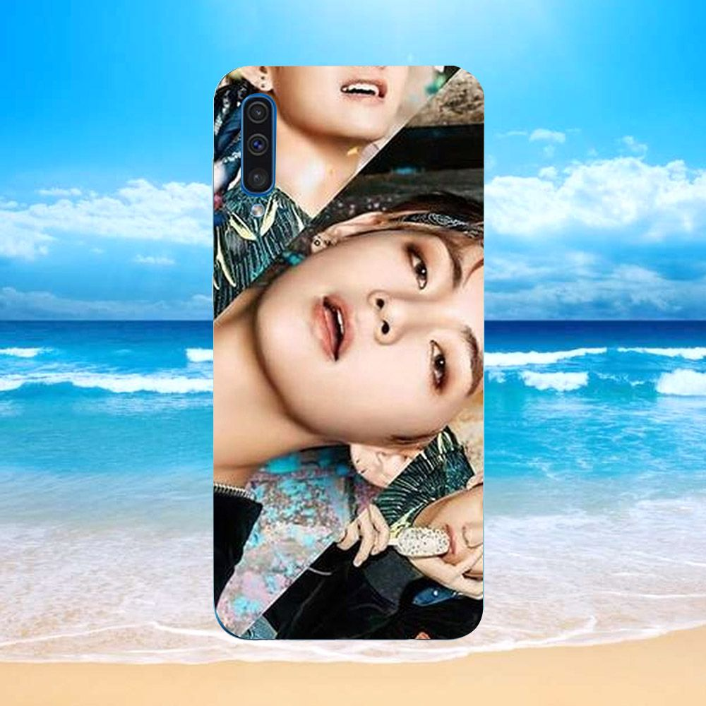 Ốp điện thoại dành cho máy Samsung Galaxy A7 2018/A750 - bts MS BTSND1017