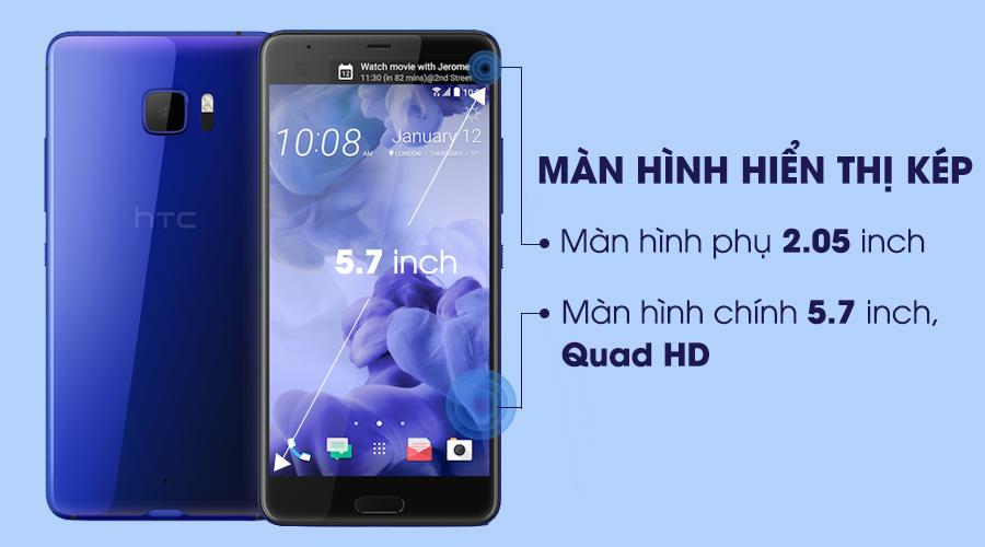 Điện Thoại HTC U Ultra