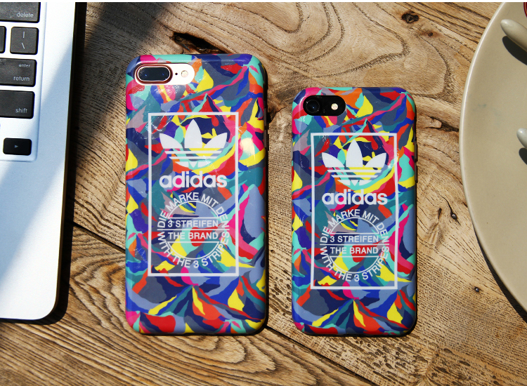 Ốp Lưng Màu Grafiti dành cho iPhone 7Plus/8Plus Adidas