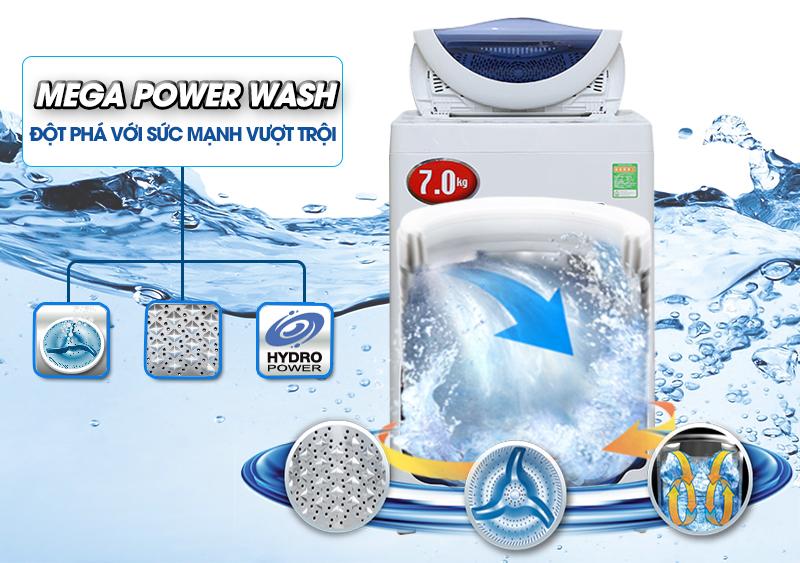 Máy Giặt Cửa Trên Toshiba AW-A800SV (7kg)