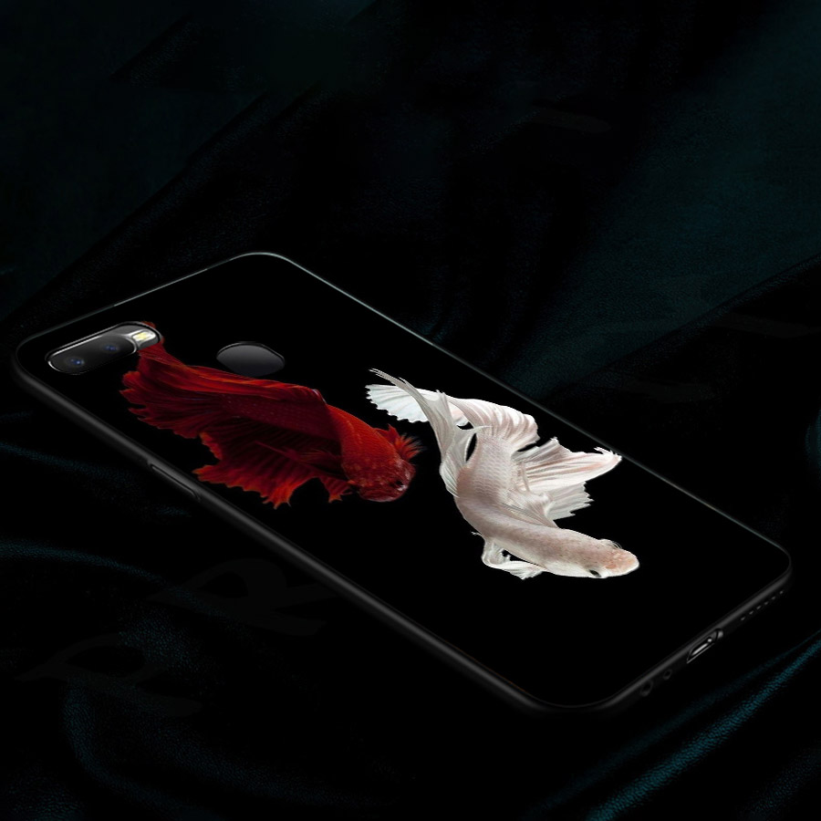 Ốp kính cường lực cho điện thoại Oppo F9 - dòng thời gian MS CAFE013